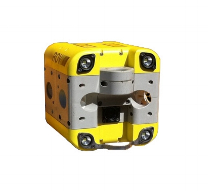 AUS-ROV ACCESS AC-ROV Worlds Smallest ROV