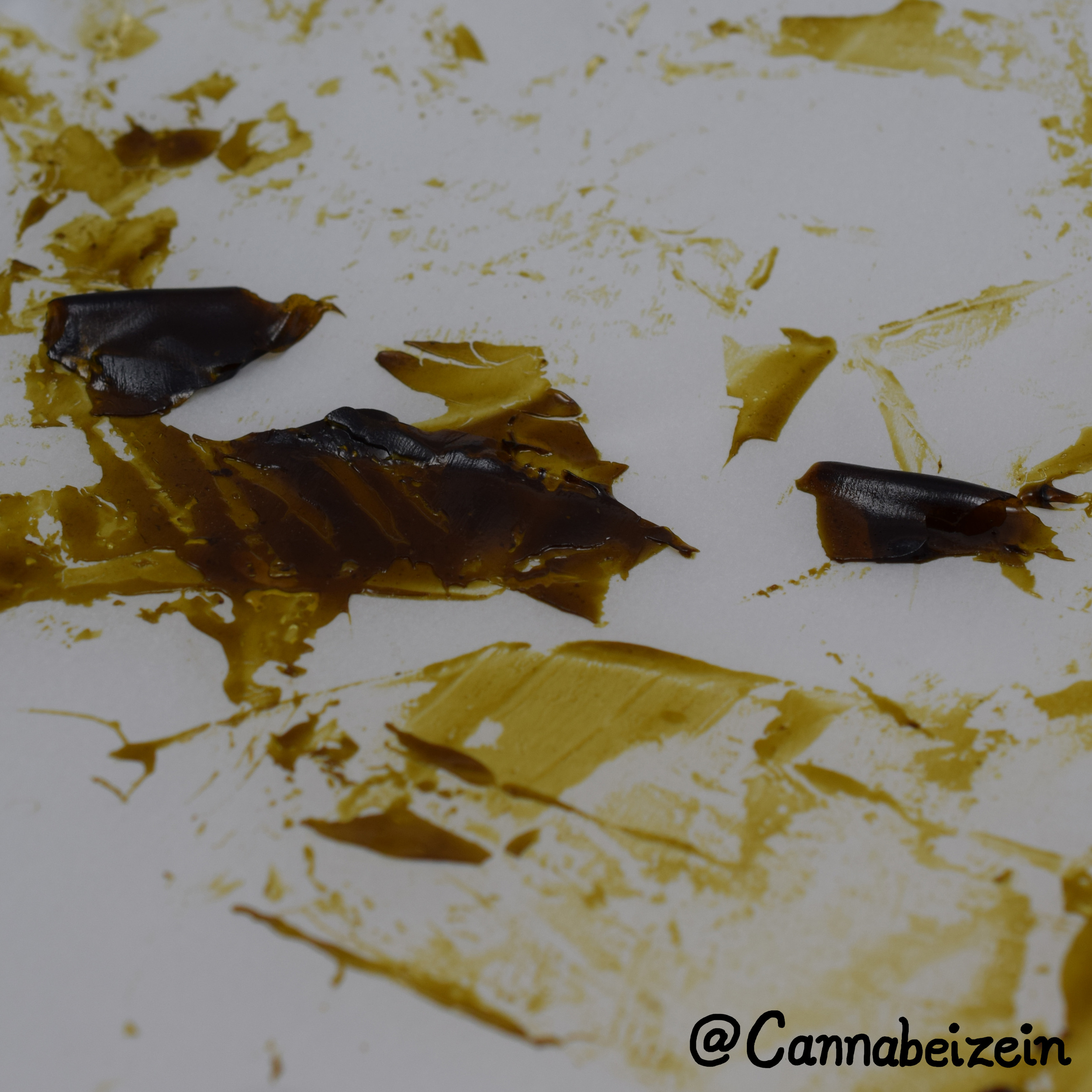 Edible Hash Oil