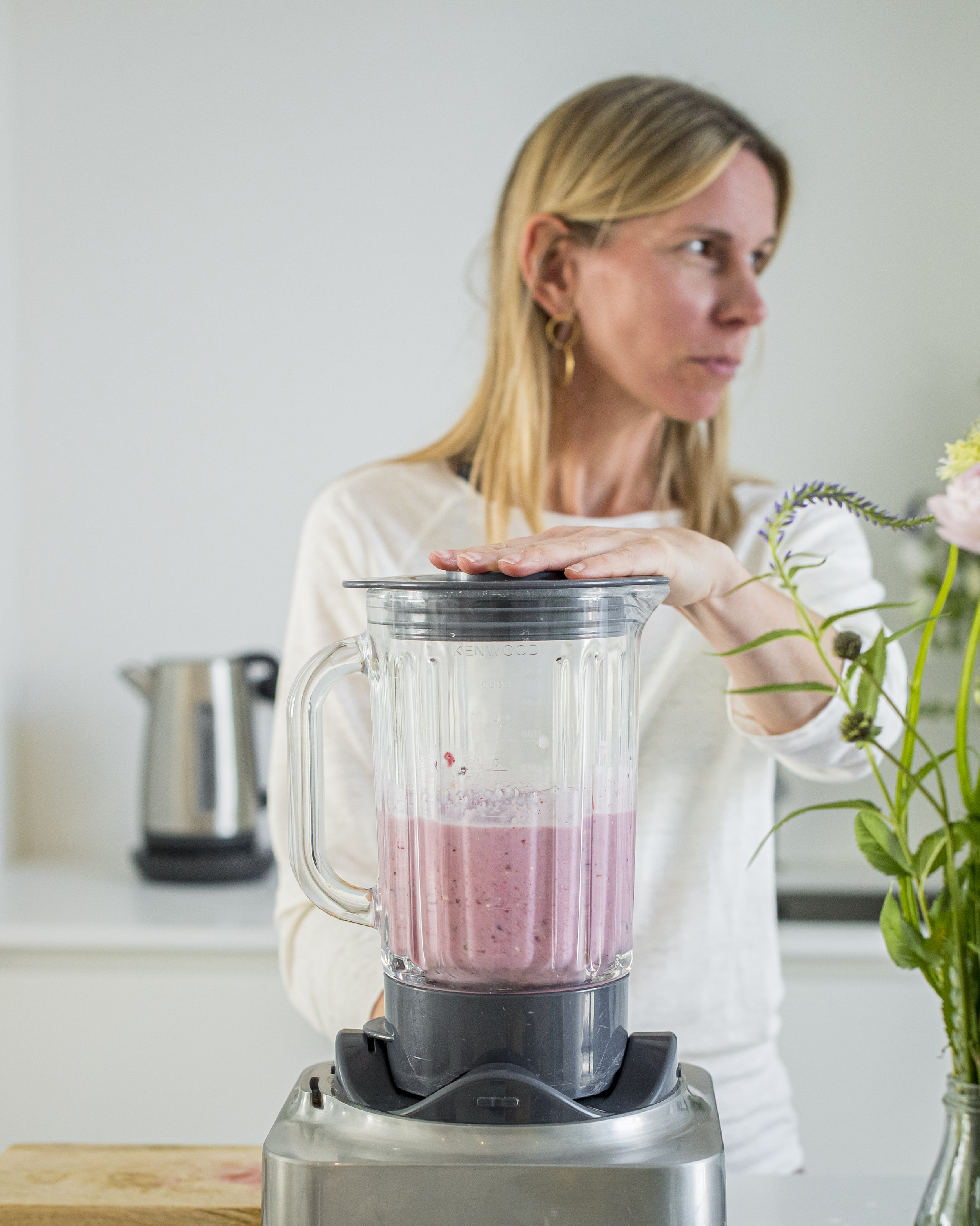 food2run - smoothie recuperation - boisson sportive - recette - nurition - running - course-à-pied - trail