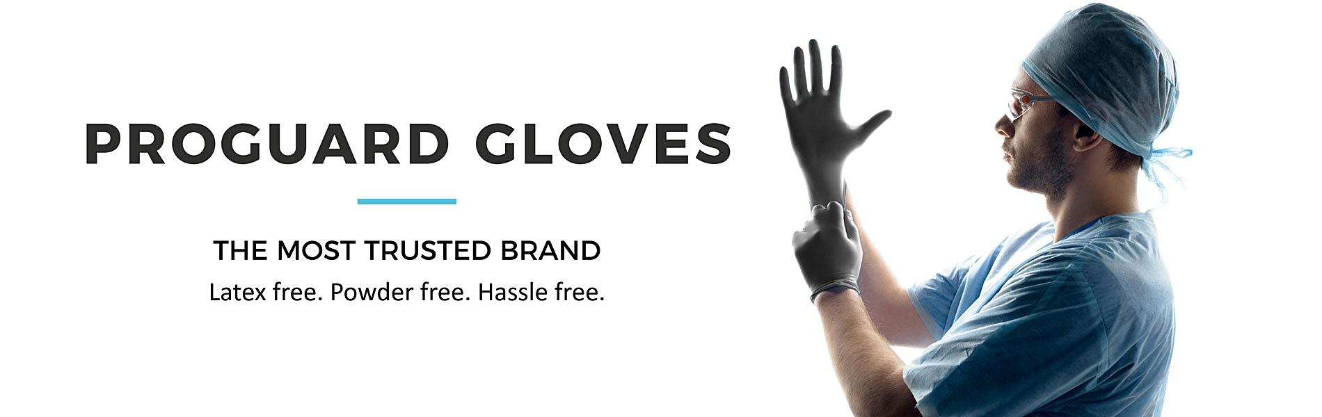 ProGuard Radiation Gloves