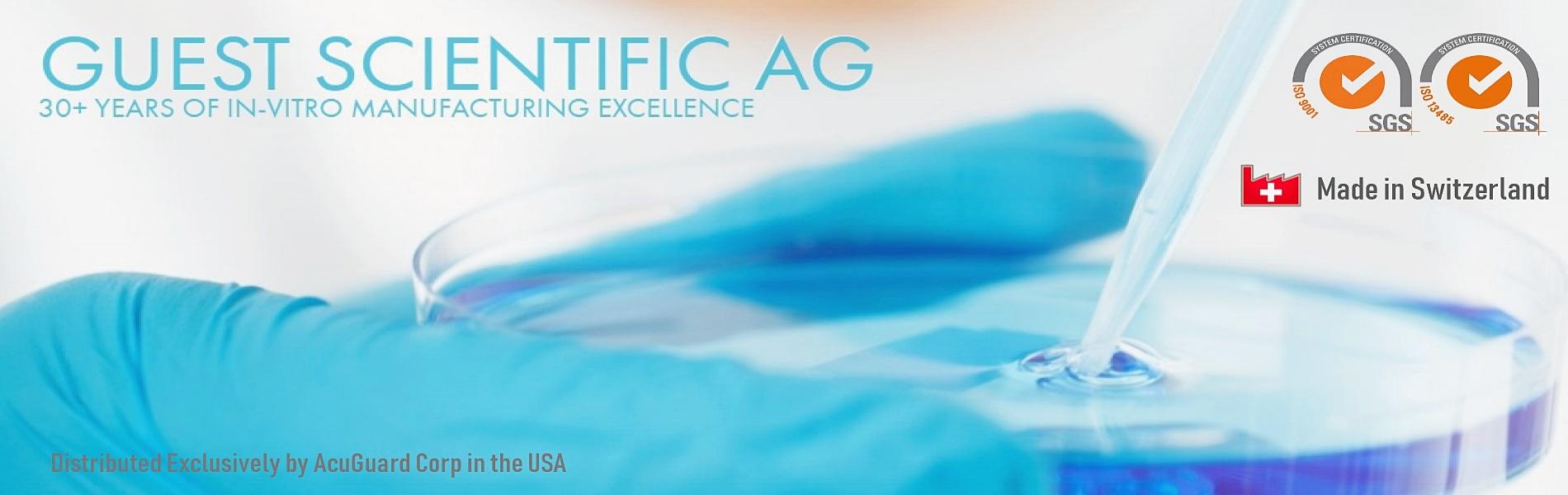 Guest Scientific AG