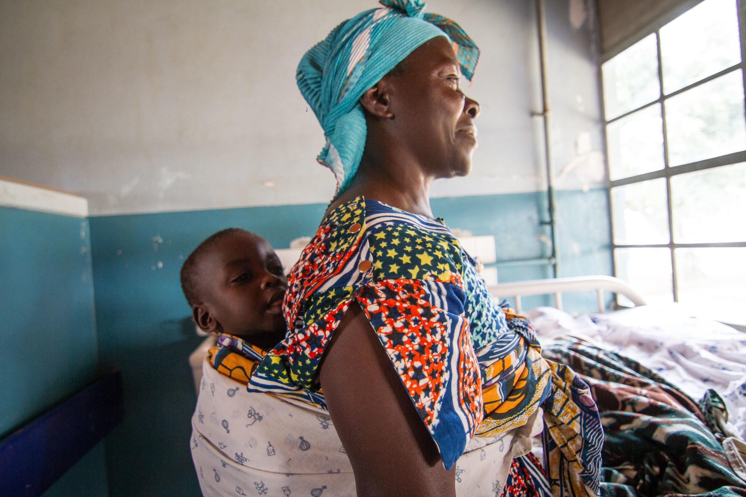 Bwera hospital, kasese, uganda