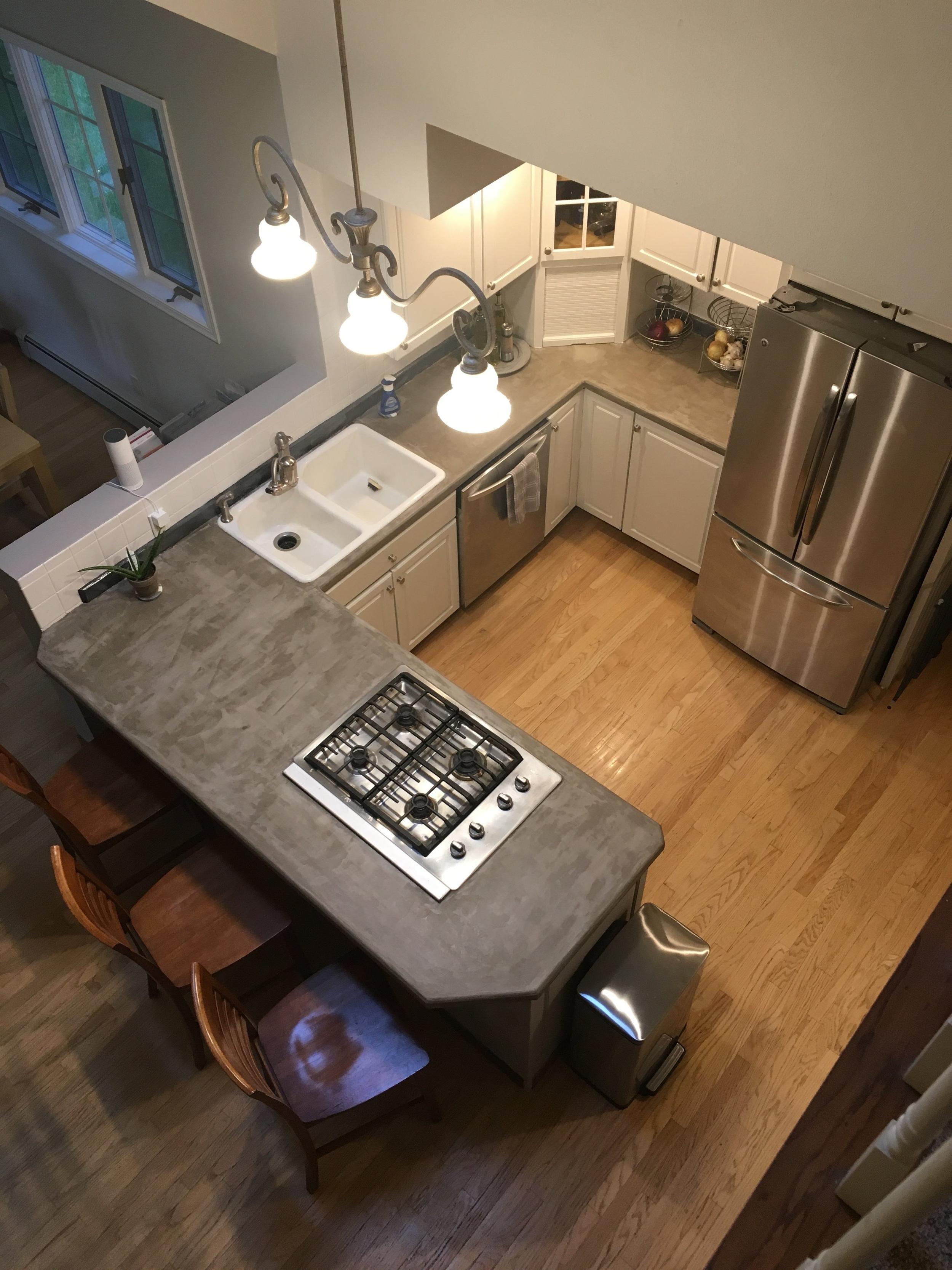 Concrete Countertop by KB Designs