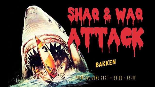 This Friday @waqar_cph & @shaqcph bring the heat to Bakkens dancefloor! Join us from 20:00 when @selectamal will be playing in the smoking area!