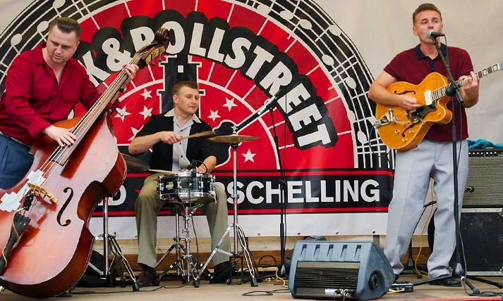 TERSCHELLING BOERSMA rock & roll weekend