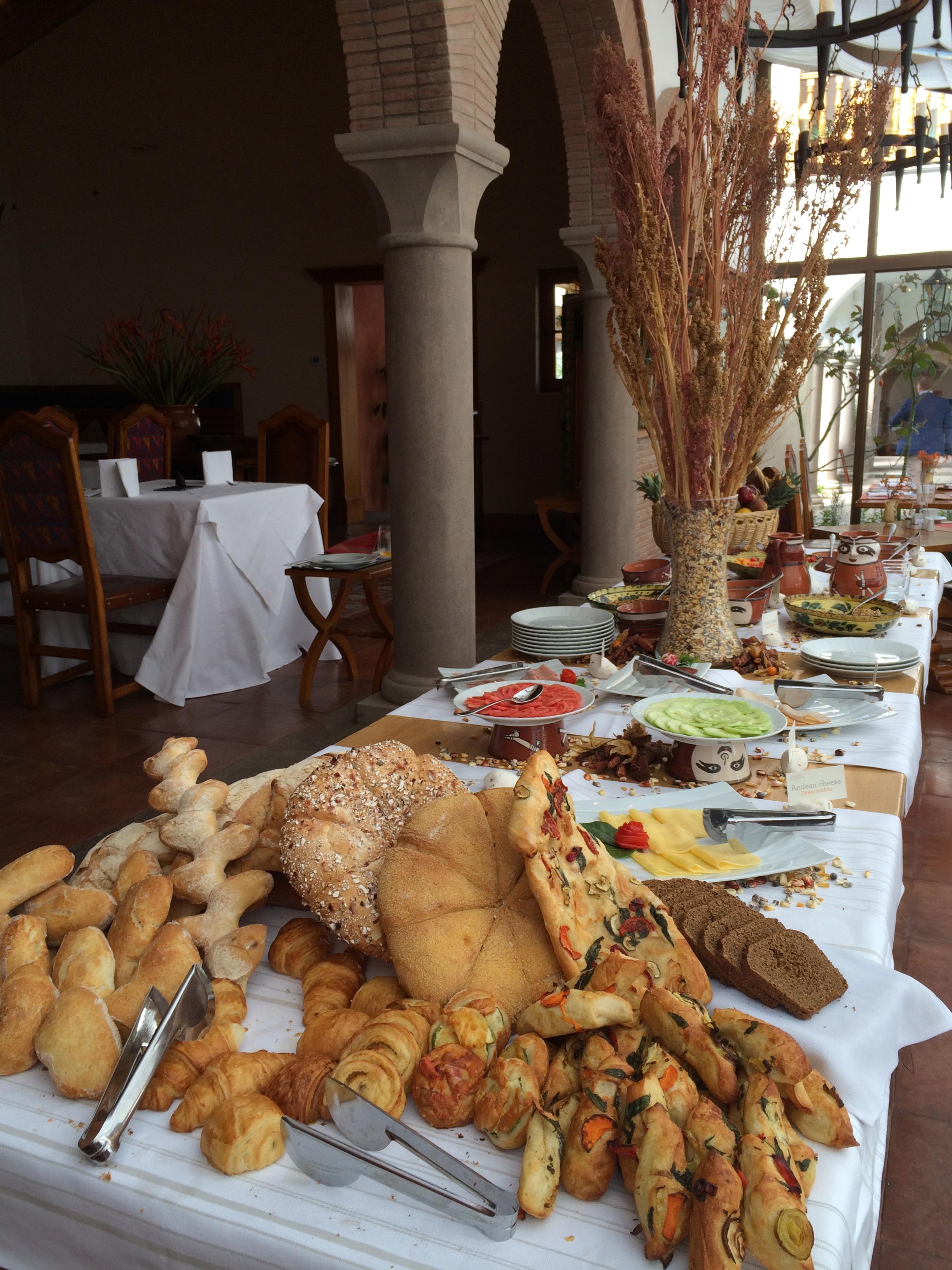 Abundant Breakfasts