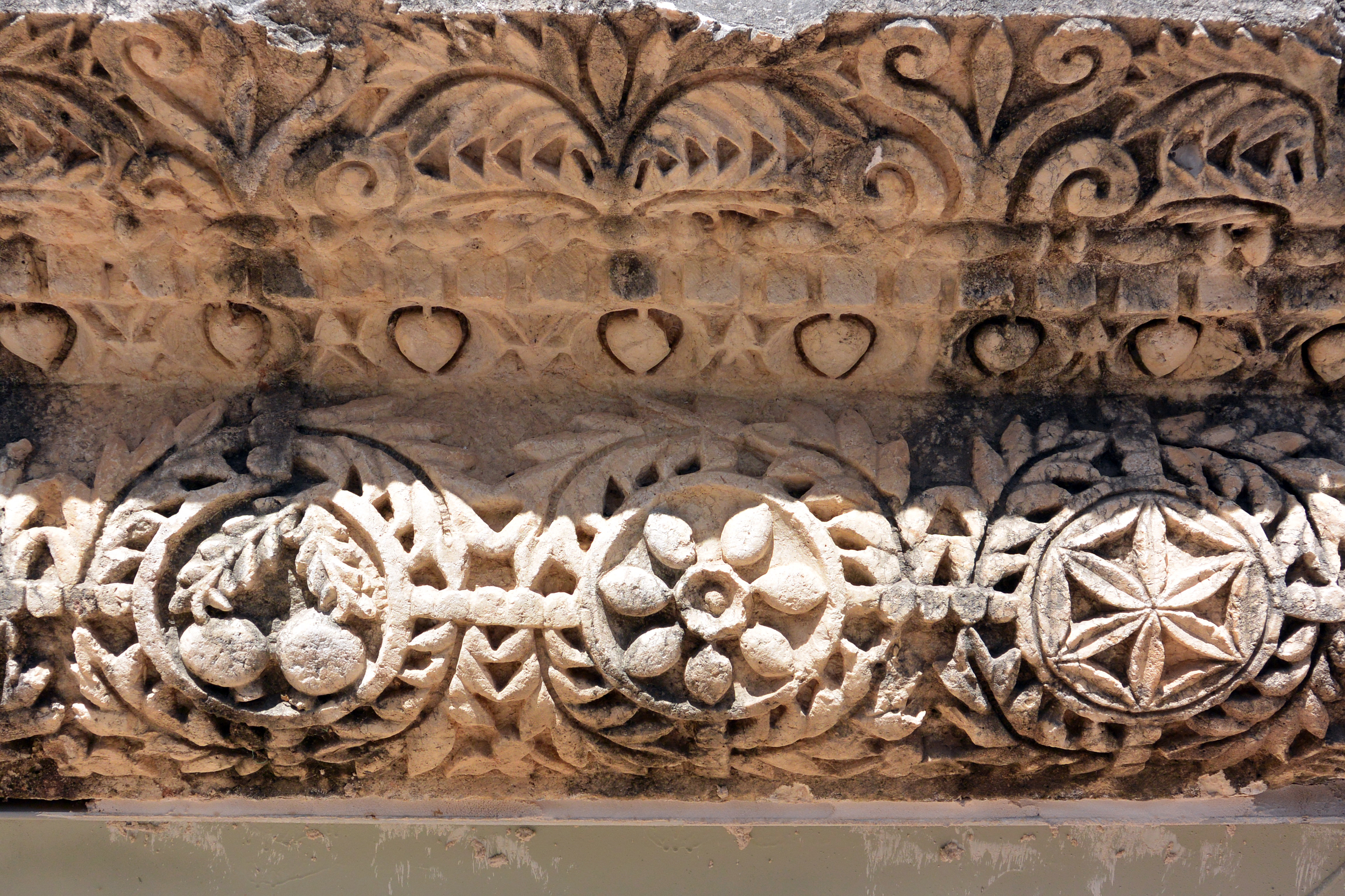 Gorgeous carvings
