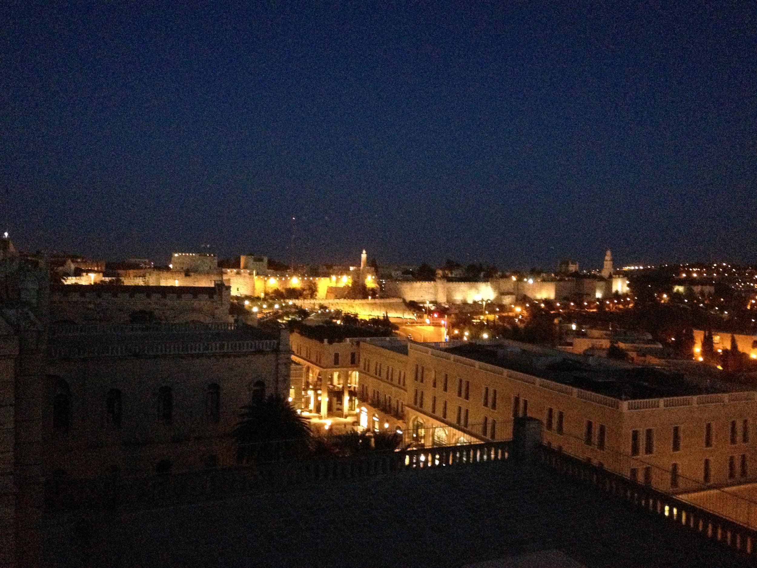 Copy of Jerusalem at Night