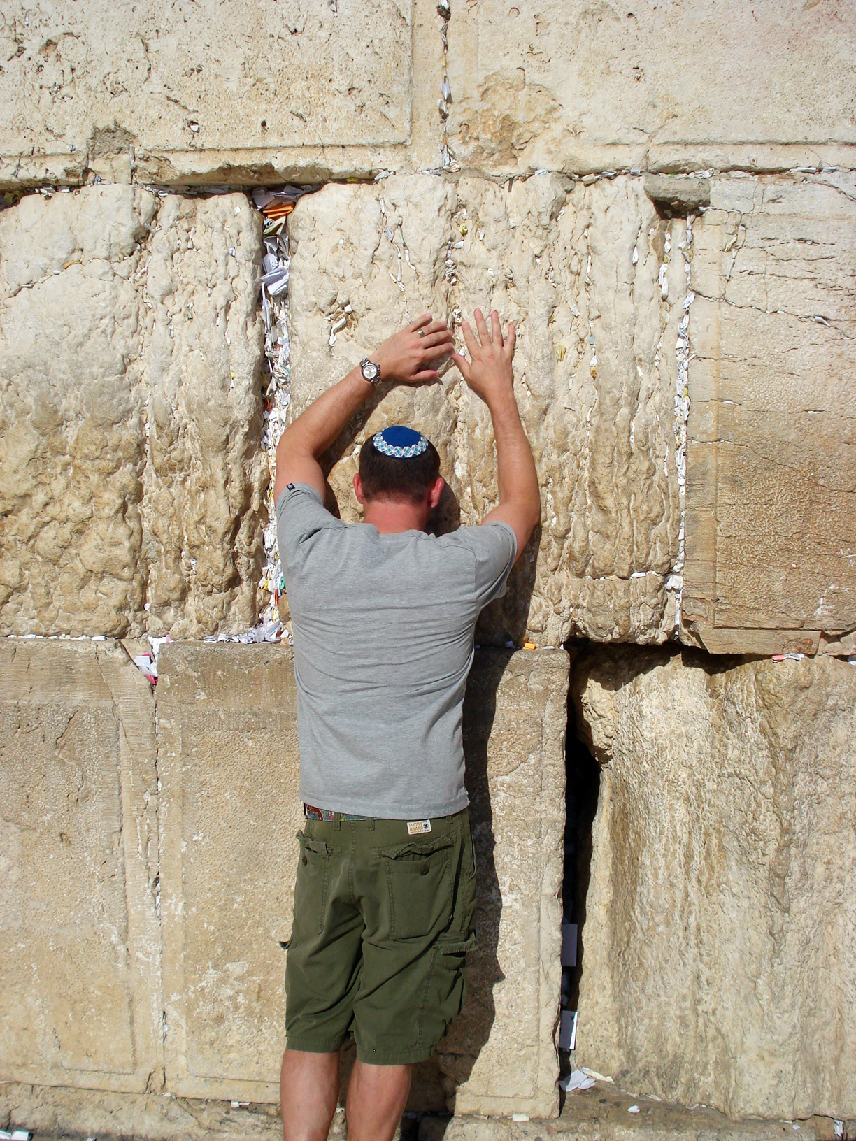Copy of The Western Wall