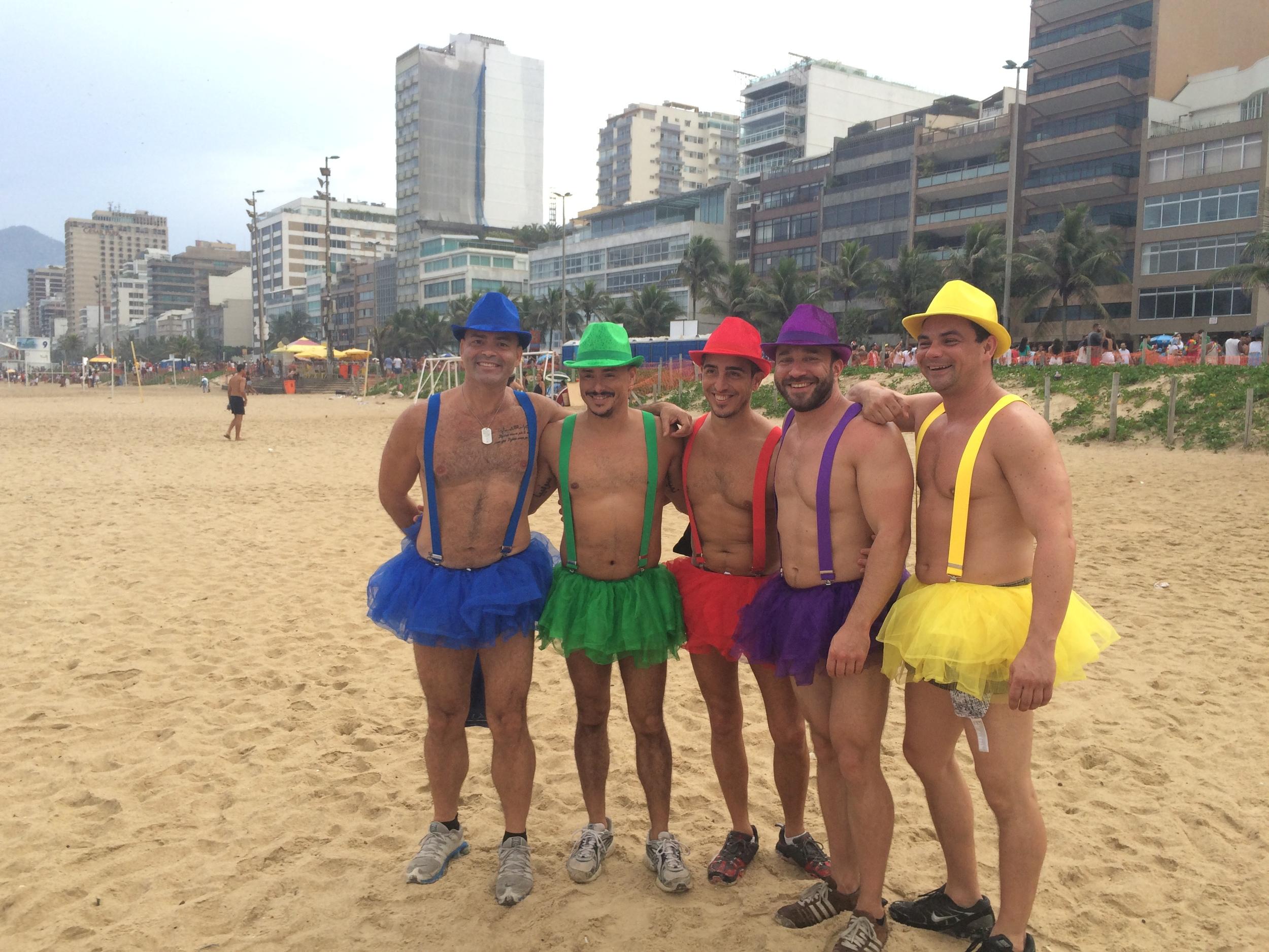 Gay Rio Carnival