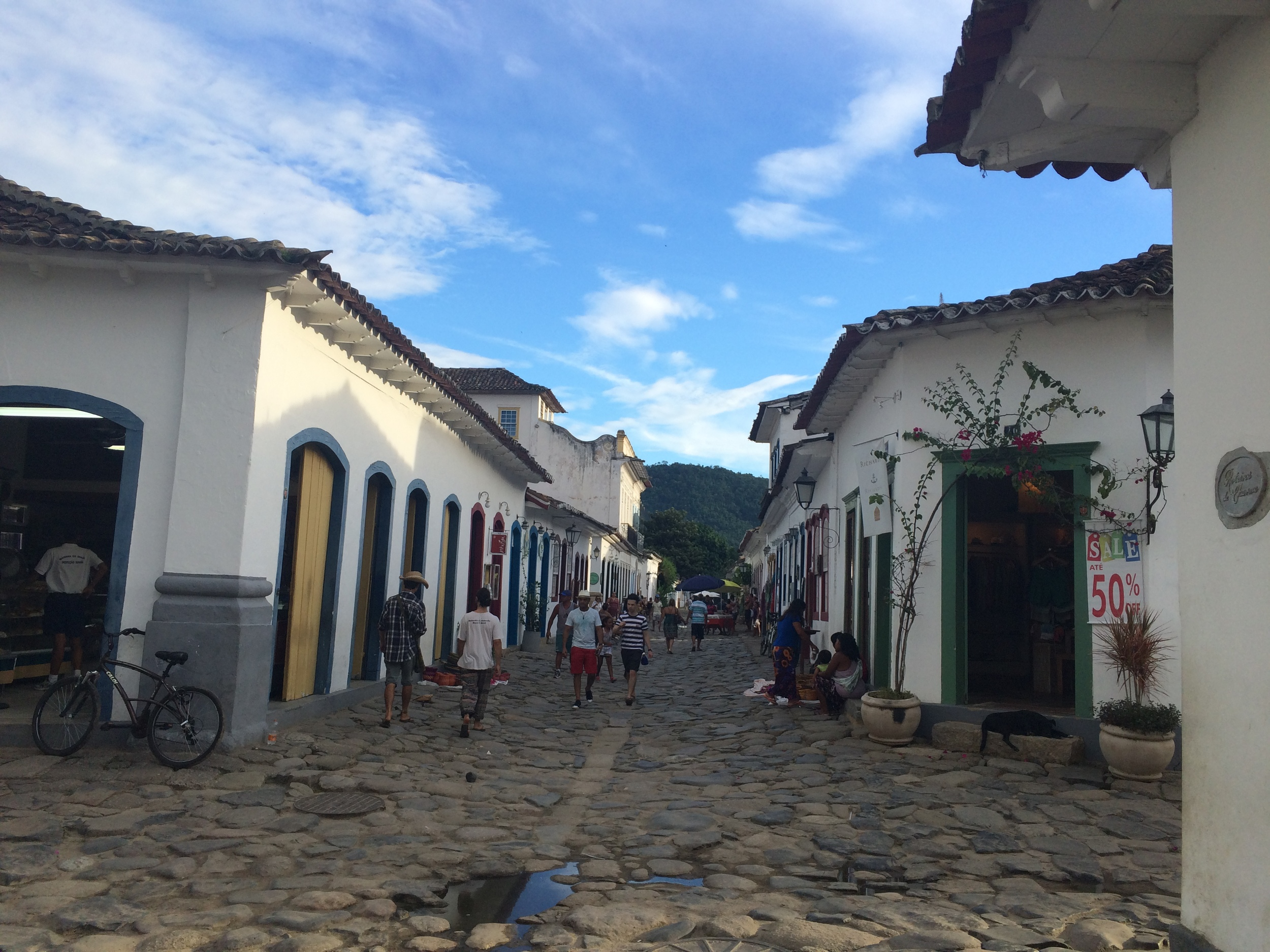 With an Add-on to the Colonial Town of Paraty.