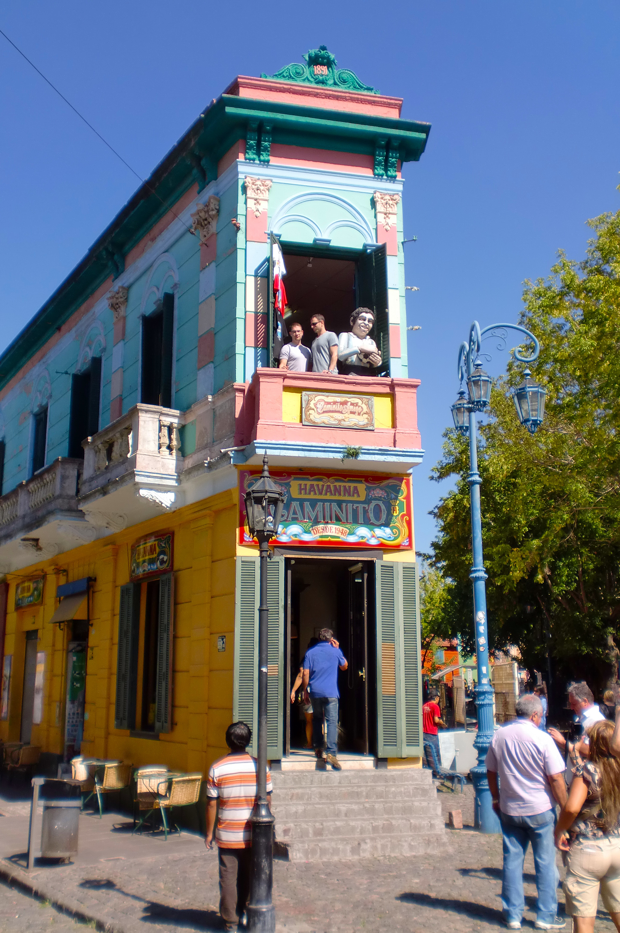 Gay Tour of La Boca