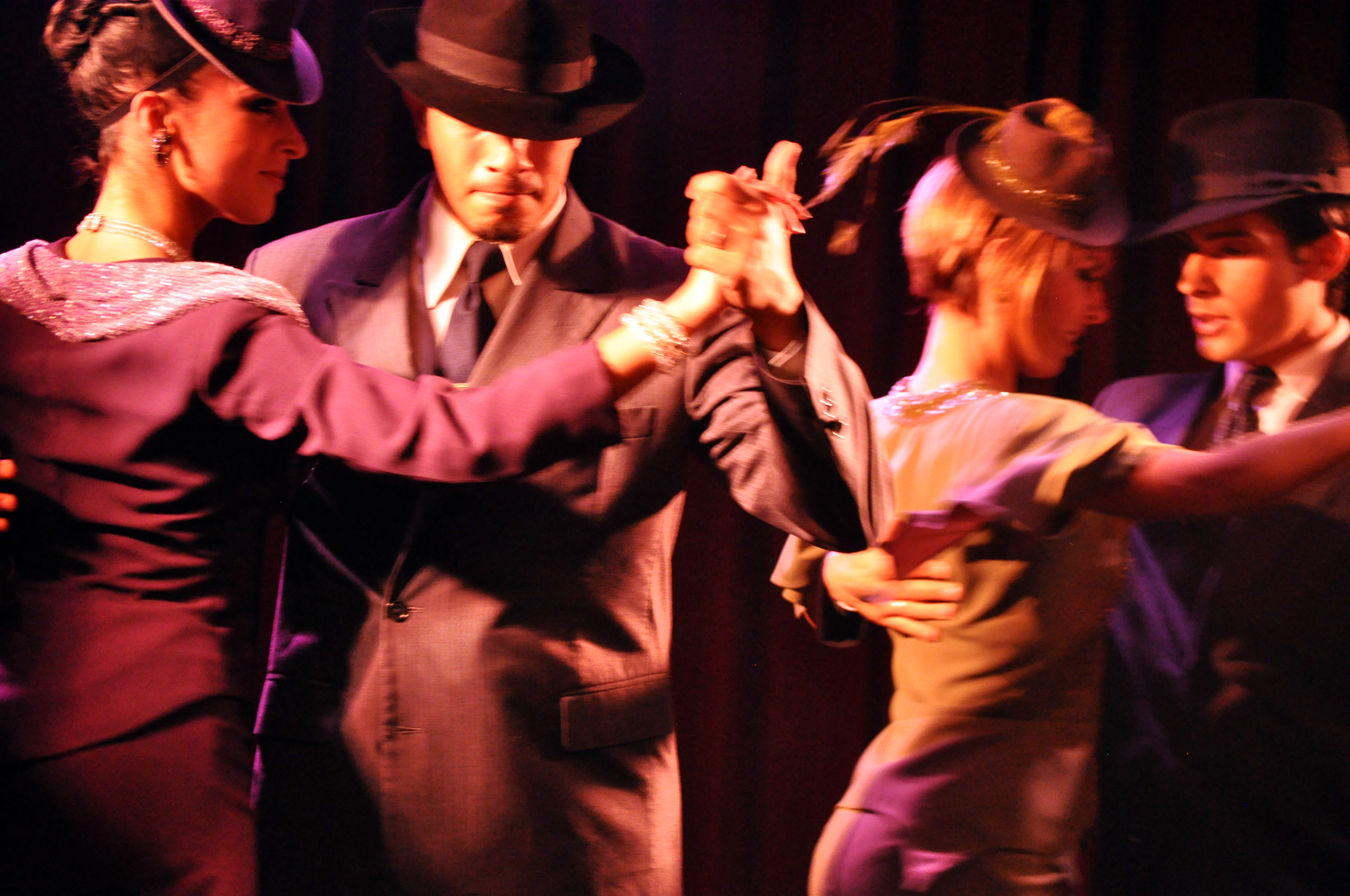 The Best Tango in the City