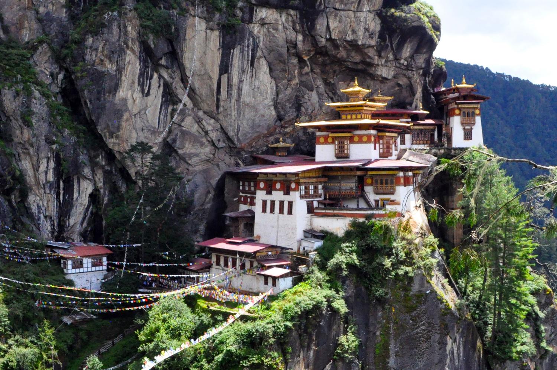 Zoom Bhutan, October.