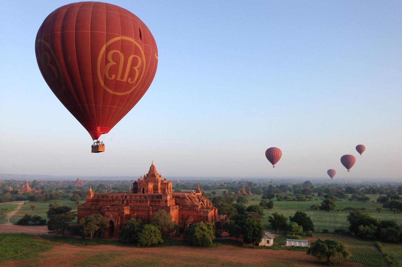 Zoom Myanmar, March.