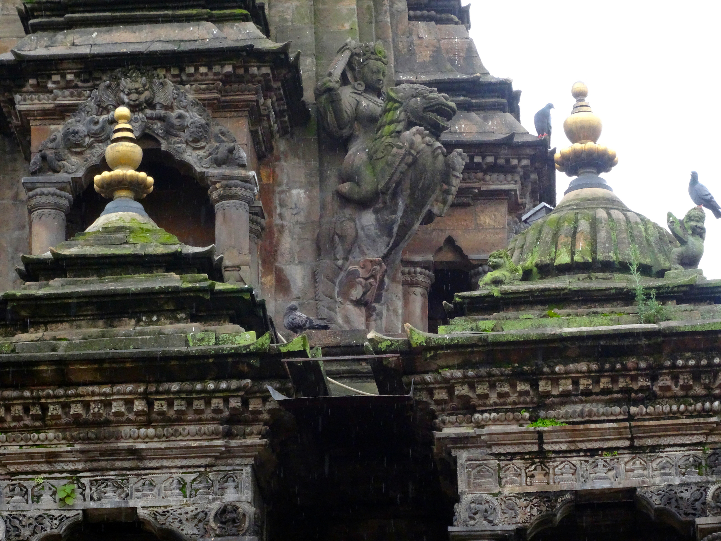 Nepal Historic Buildings