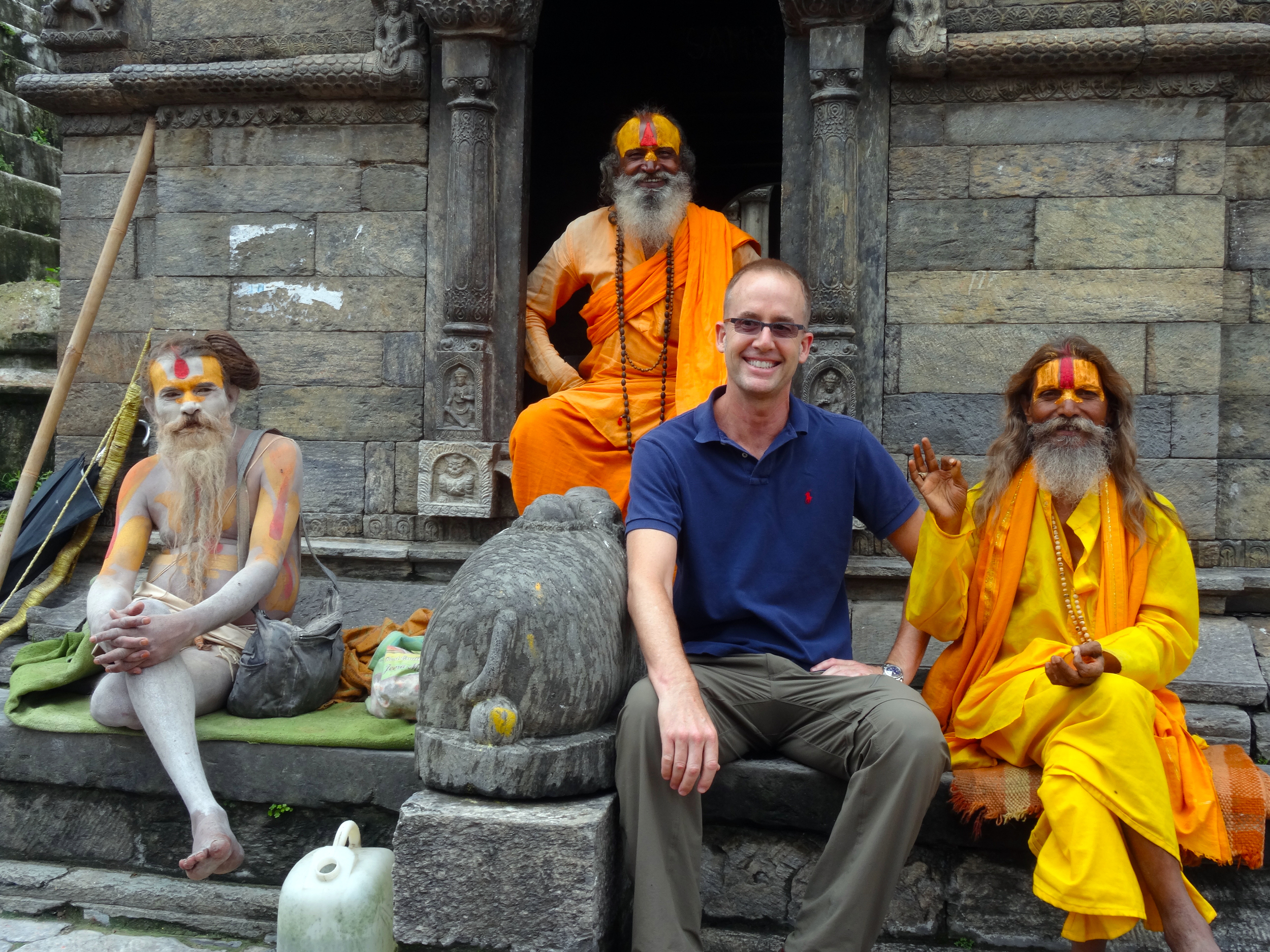 Gay Traveler in Nepal
