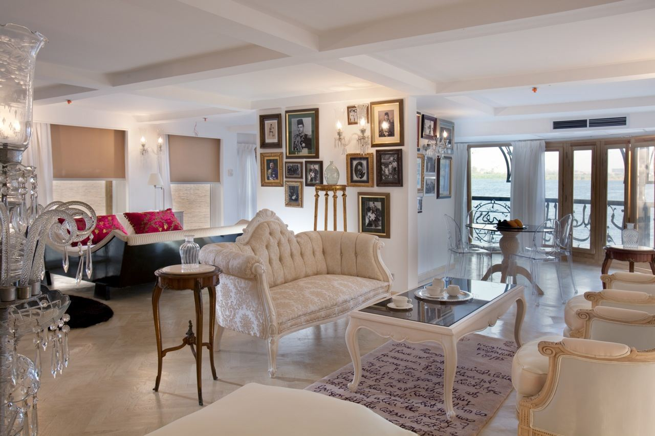 THE FAROUK SUITE (93M²)