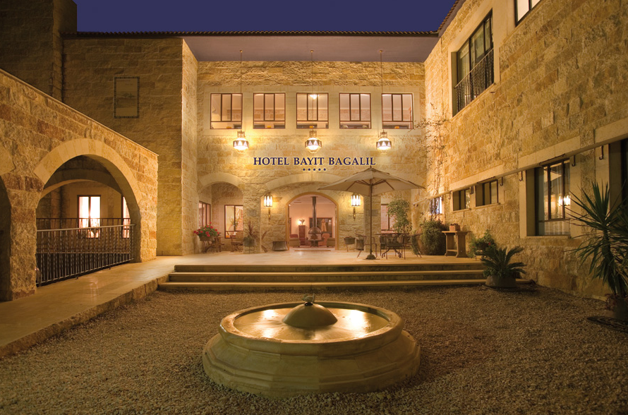 Copy of Bait Bagalil Boutique Hotel and Spa - Galilee