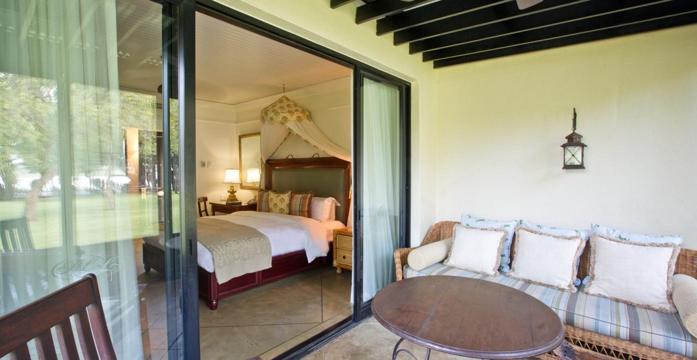 The Royal Livingstone Hotel - Victoria Falls