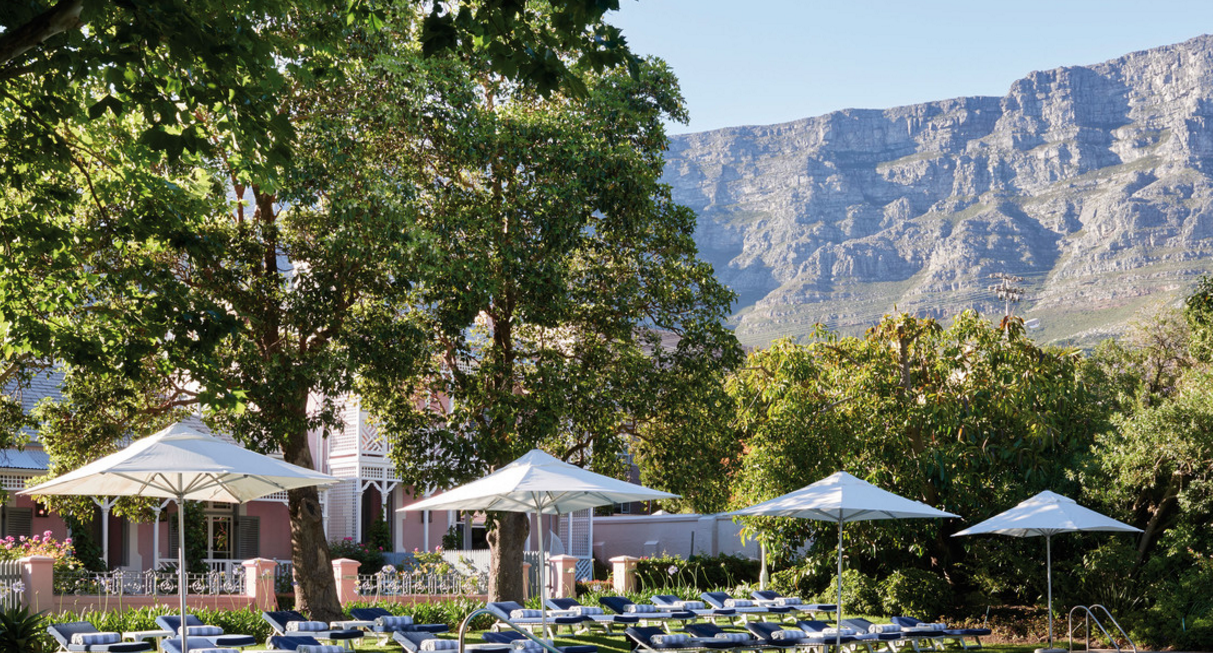 The Mount Nelson - Cape Town