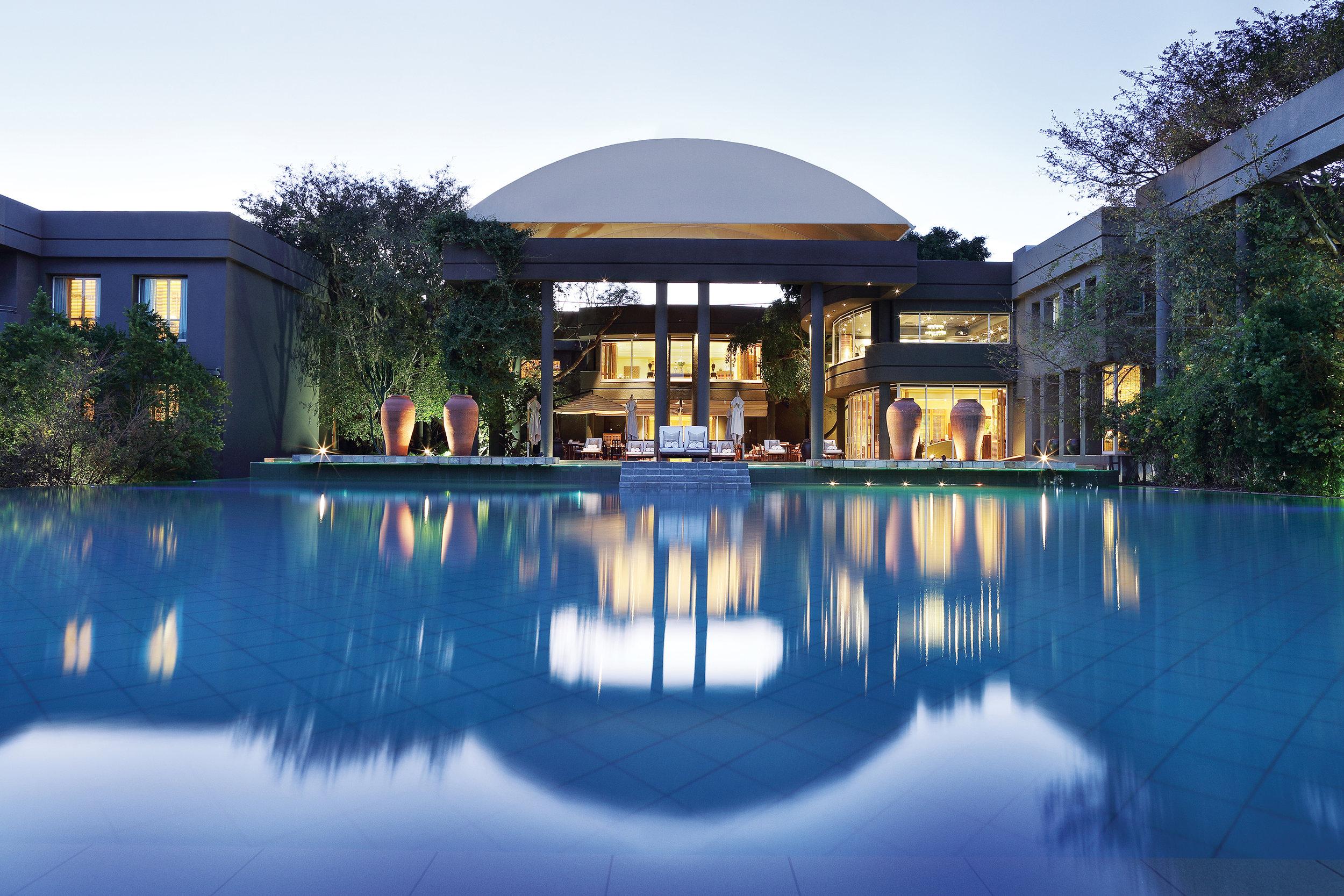 The Saxon, Johannesburg