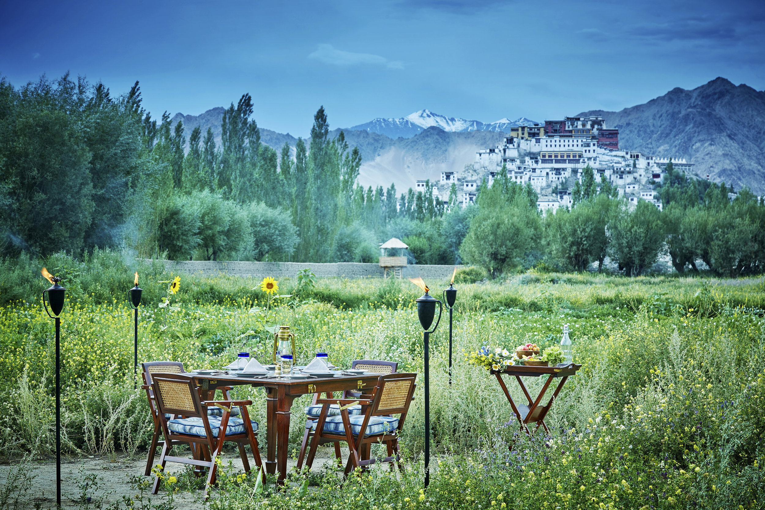 The Ultimate Glamping Experience   Ladakh: Land of the Lamas