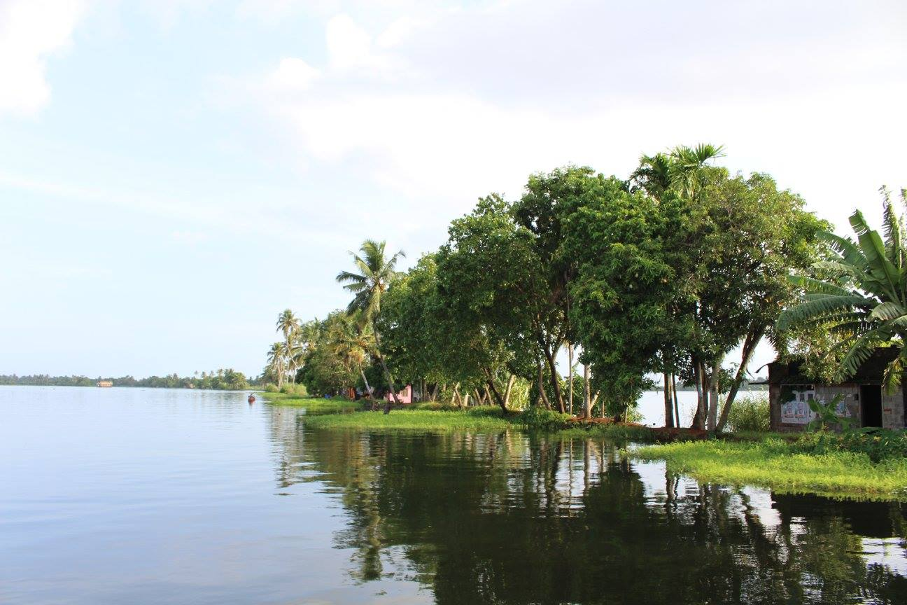 Kerala Backwater River Cruise
