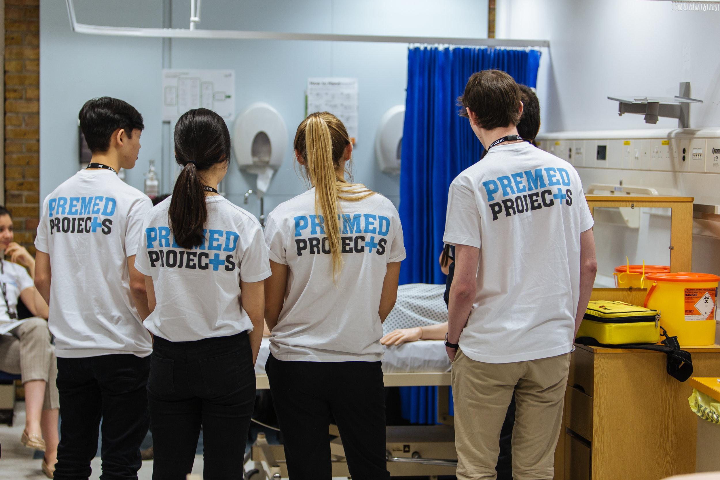Volunteer Hospital Experience