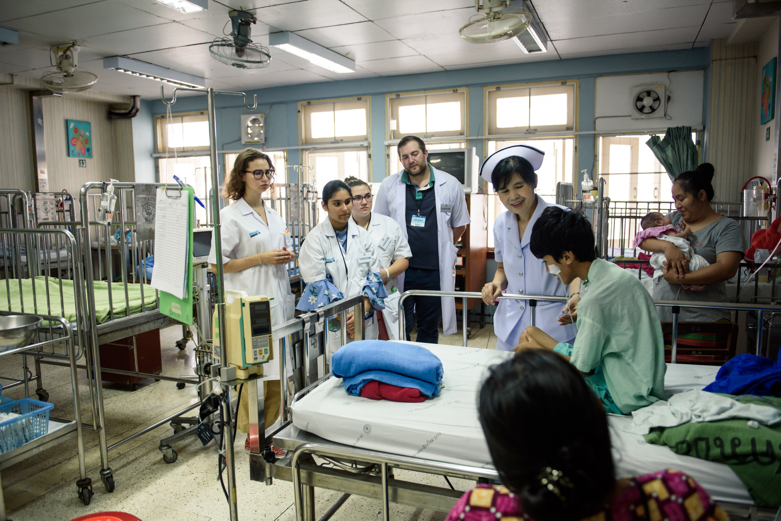 Medicine work experience Abroad