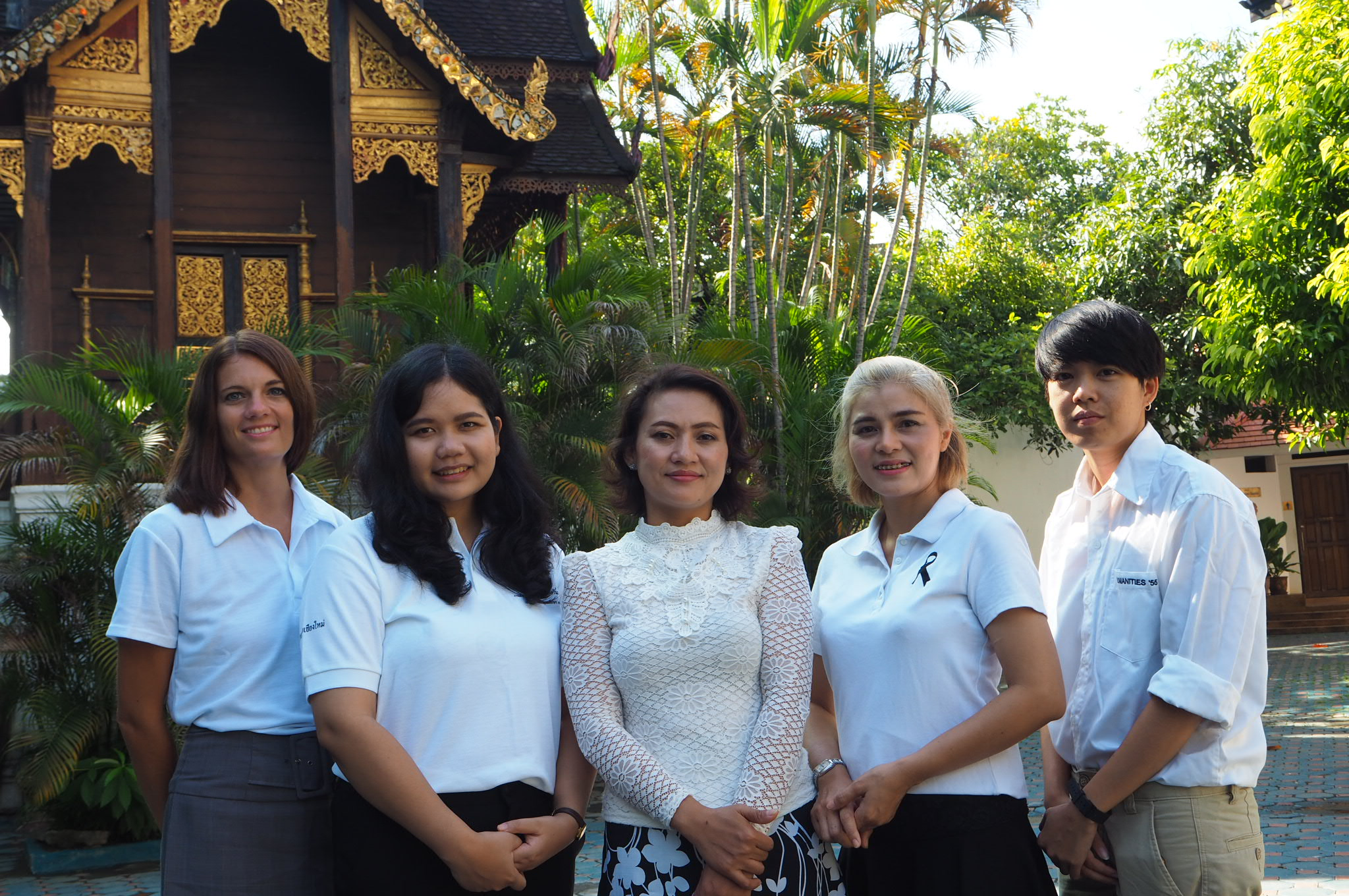 Premed Projects Chiang Mai staff team