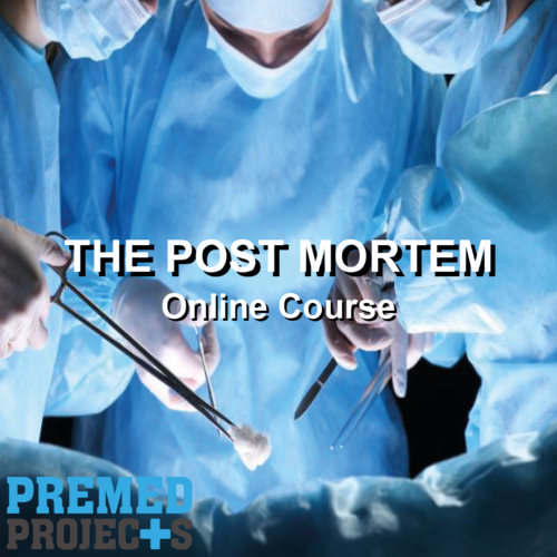 The Post Mortem Course - 1st May 2021