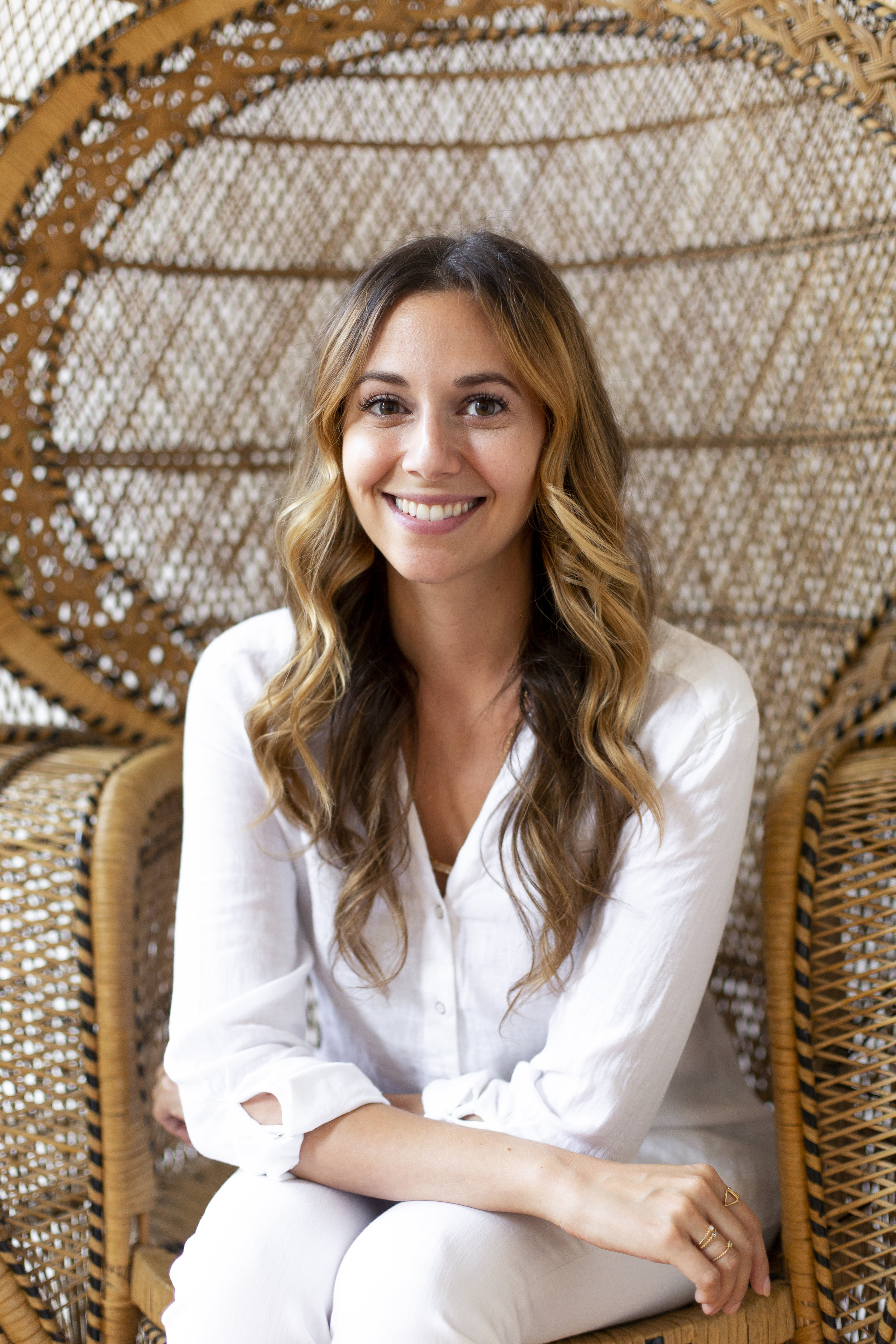 Rachel Beider at PRESS Massage in Dumbo Brooklyn