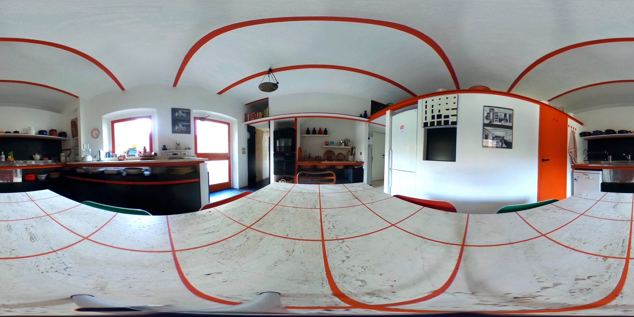 Kitchen in 360 by Tom Sacchi