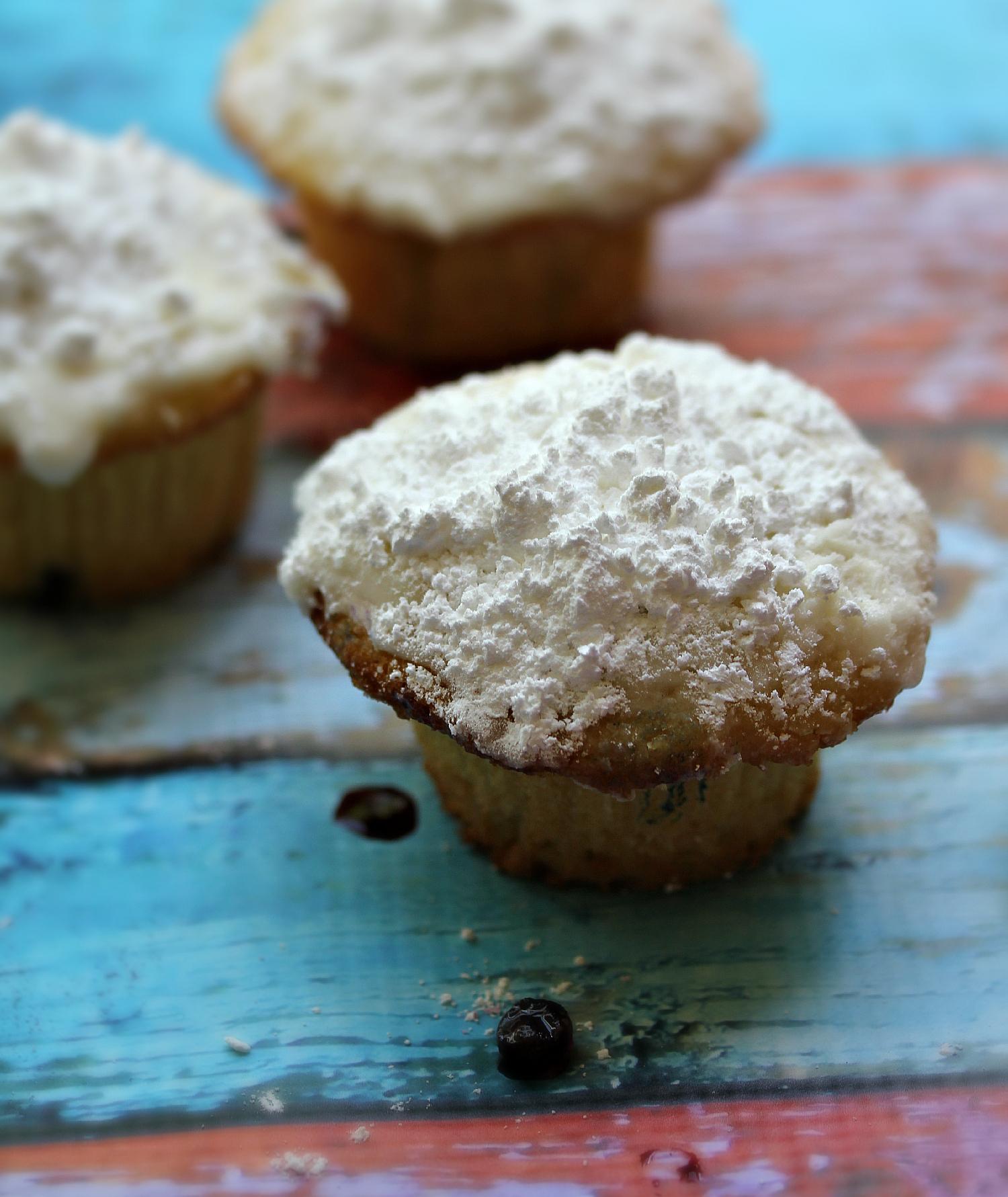 Yummy Lemon Cupcakes by Dena T Bray