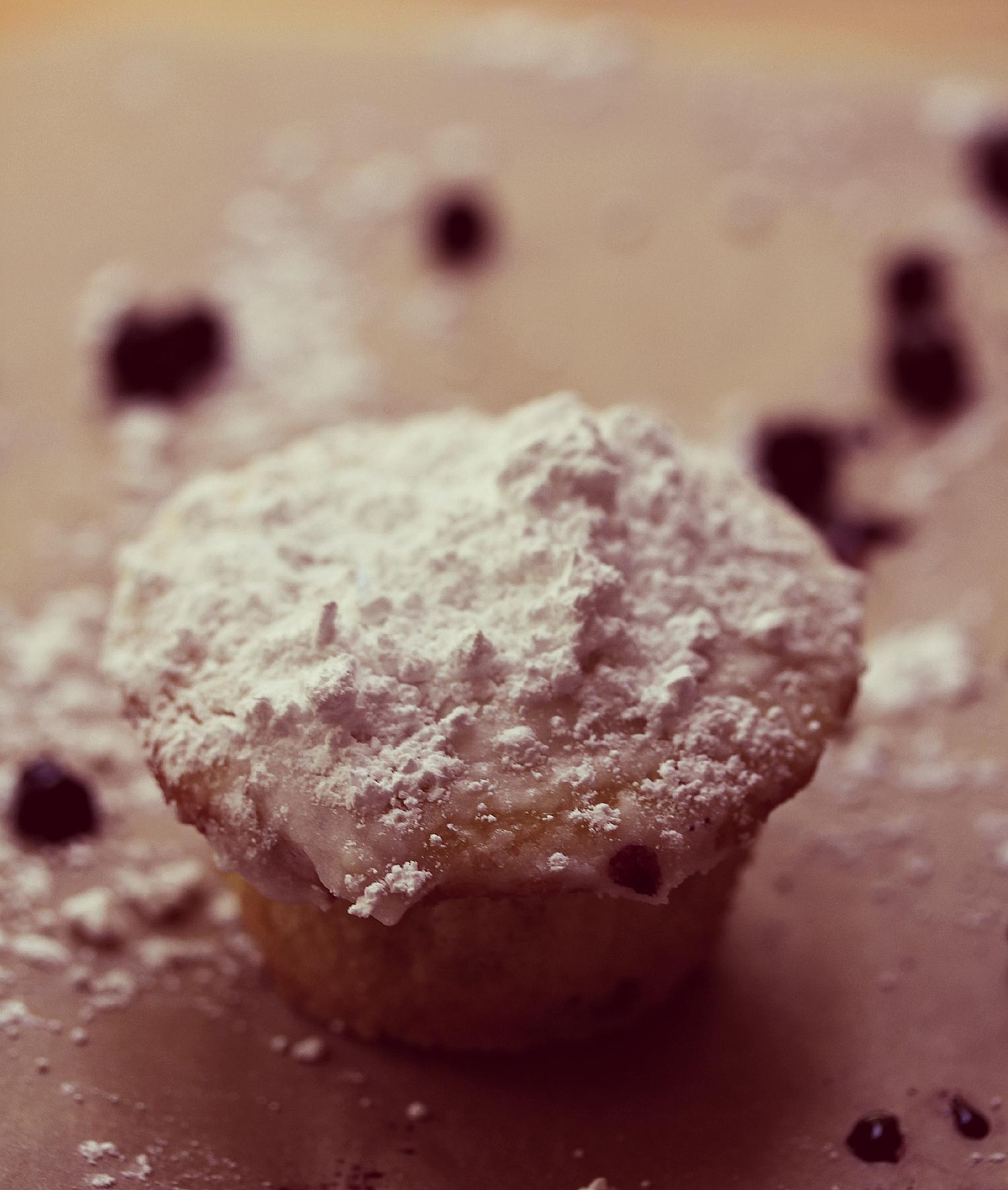 Single Lemon Cupcake by Dena T Bray