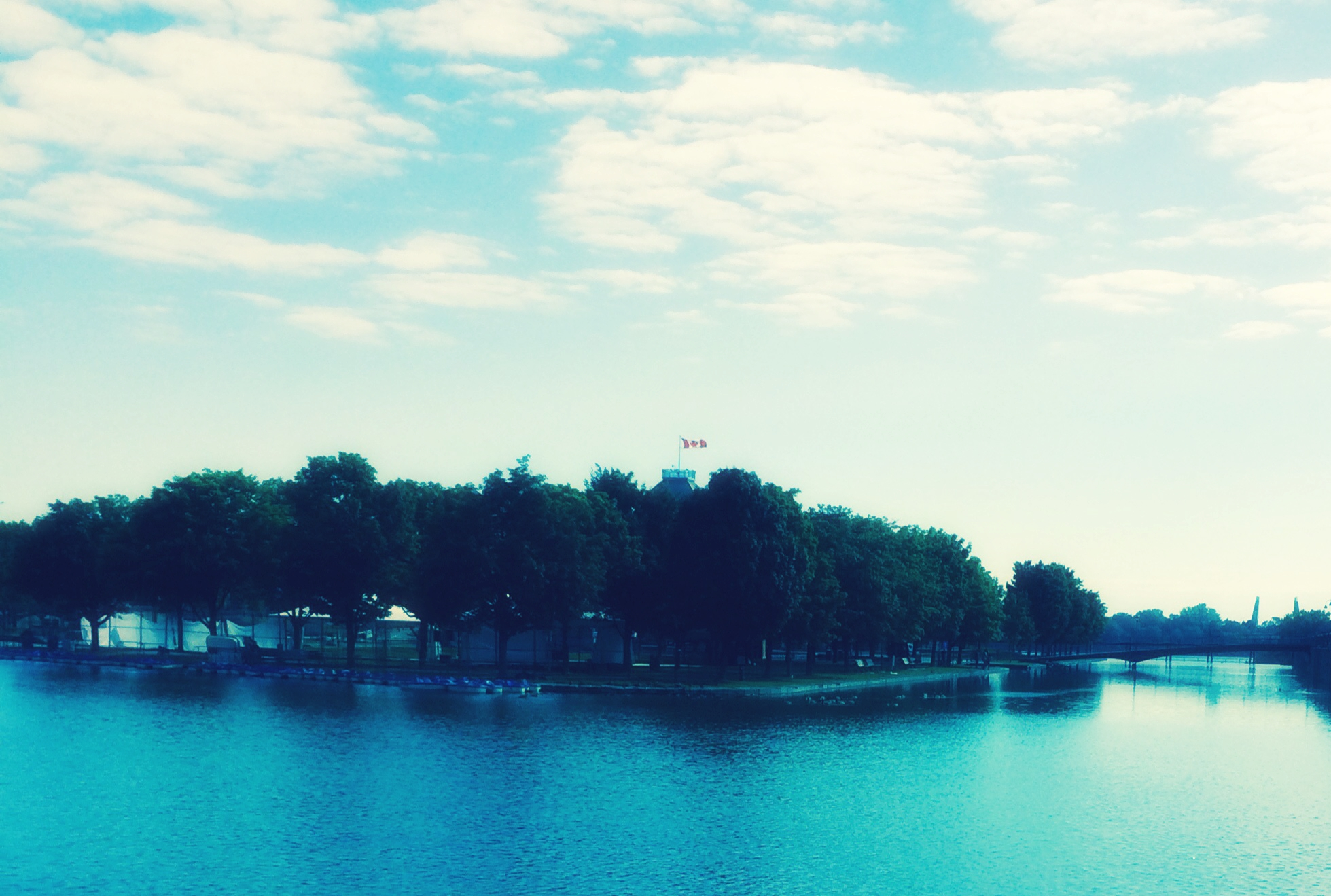 Montreal Waterfront