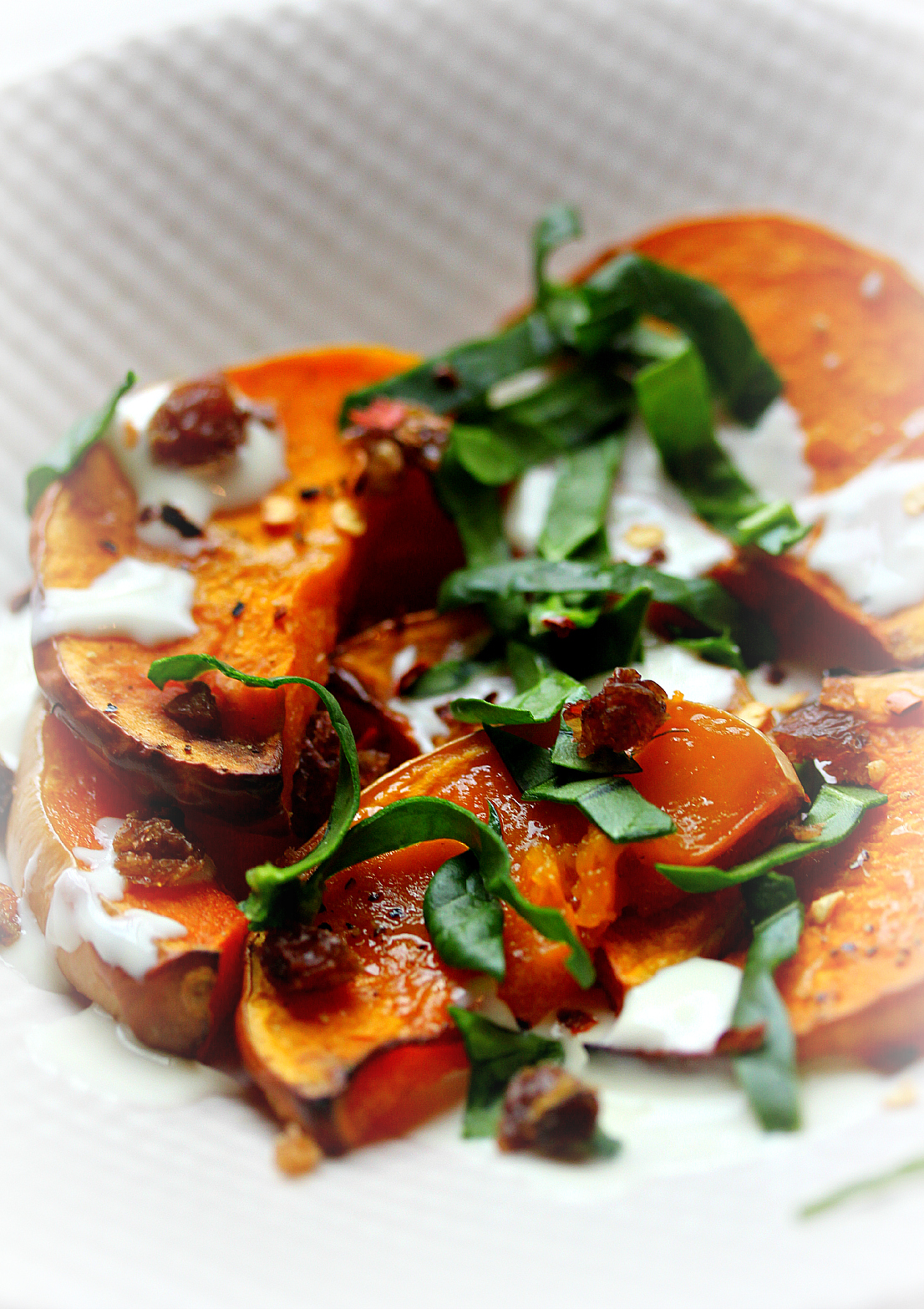 ©Simple Butternut Squash Wedges by Dena T Bray