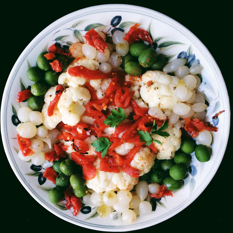 ©Marinated Salad by Dena T Bray