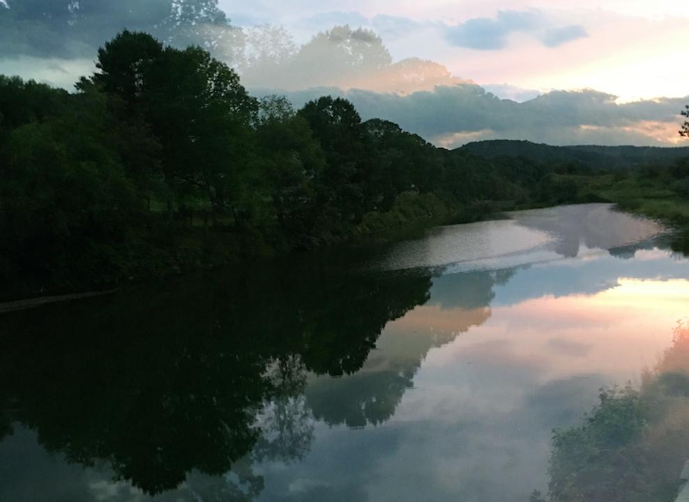 ©Ottauquhechee River by Dena T Bray
