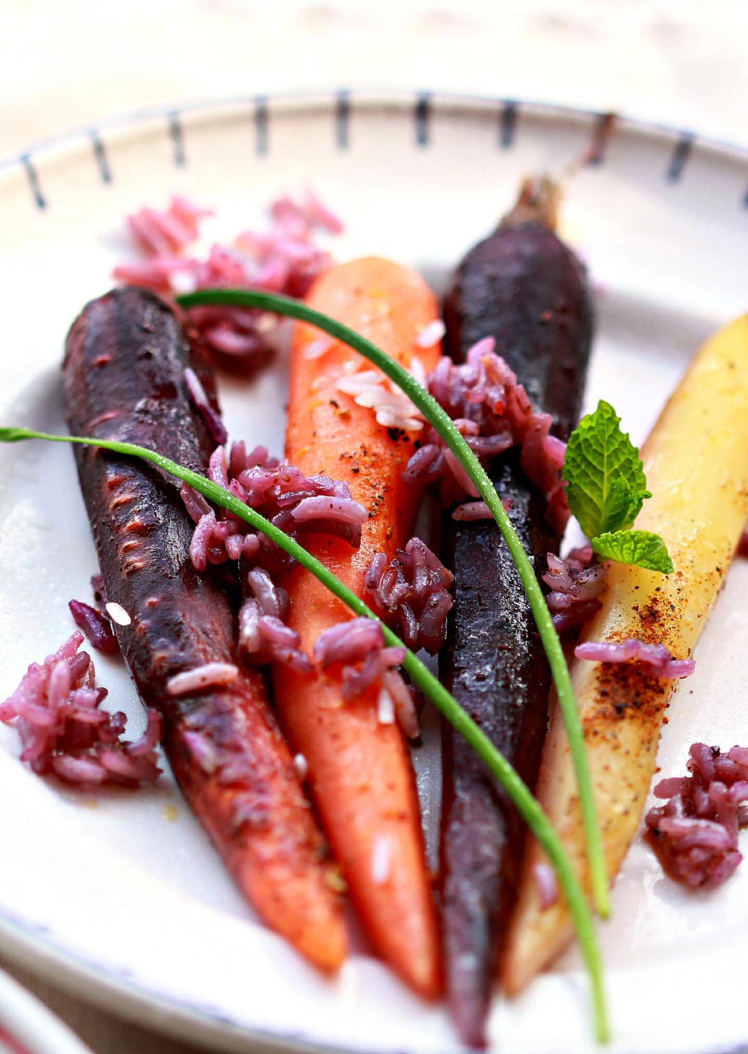 ©Braised Carrots by Dena Testa Bray