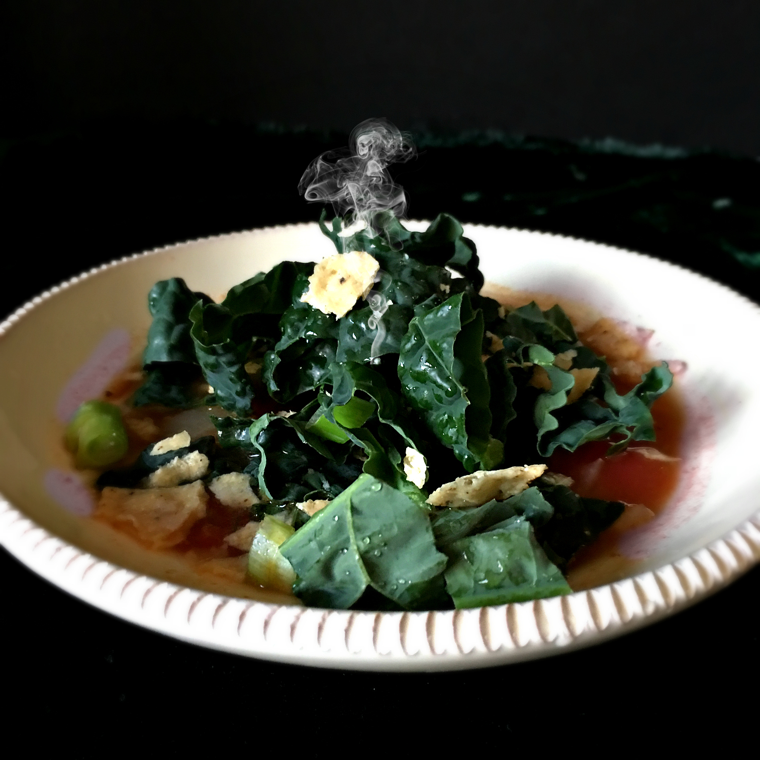 © Steaming Soup by Dena T Bray