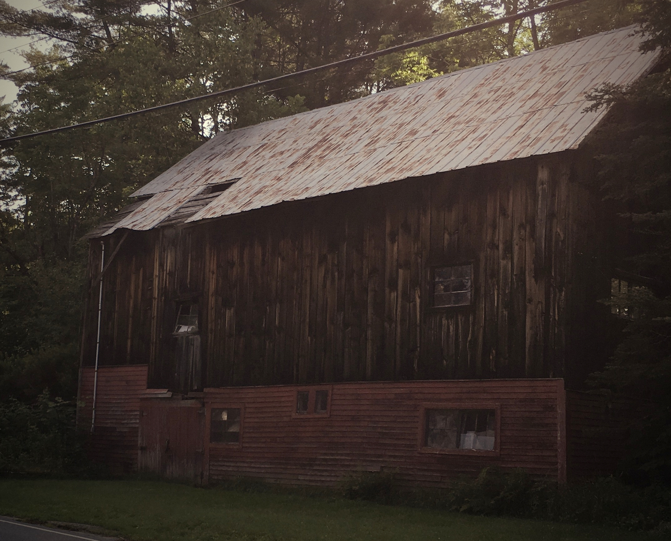 ©The Old Barn by Dena T Bray