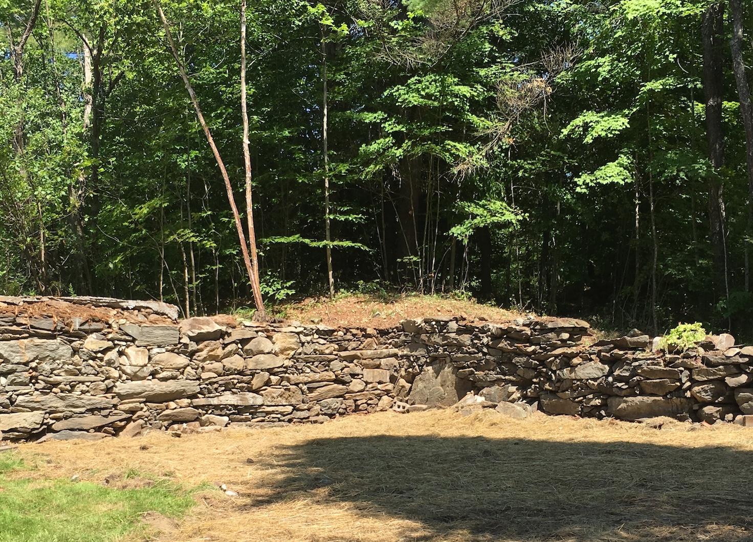 The Stone Wall by Dena T Bray
