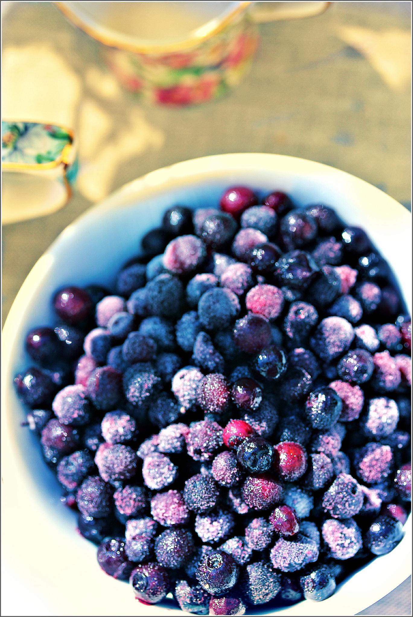 ©Blueberries by Dena T Bray