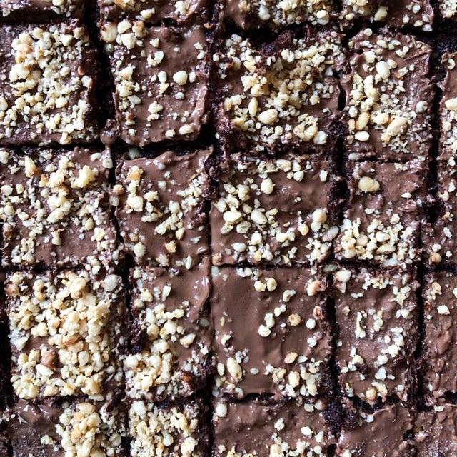 ©Triple Chocolate Brownies by Dena T Bray.JPG