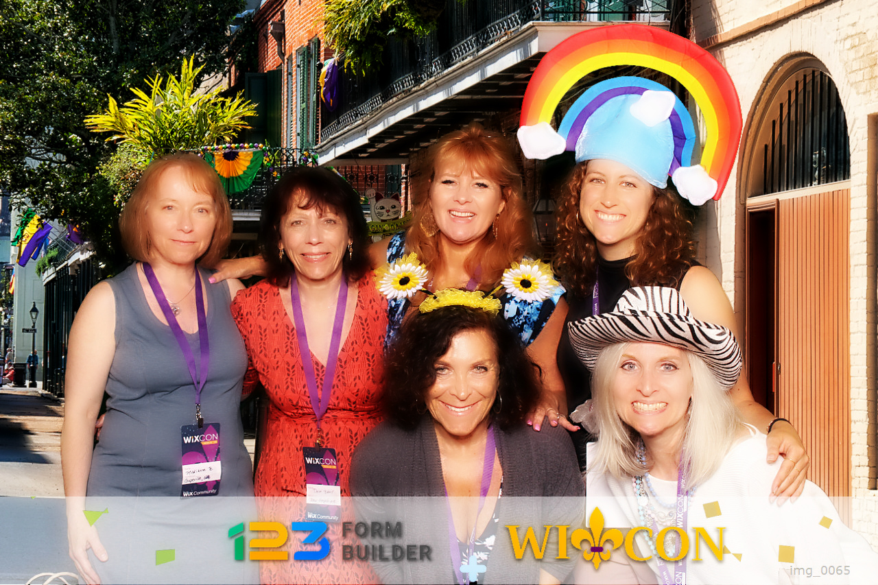 Wix Conference, New Orleans
