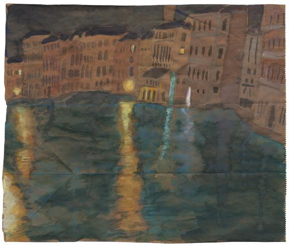 Paper Bag Venice