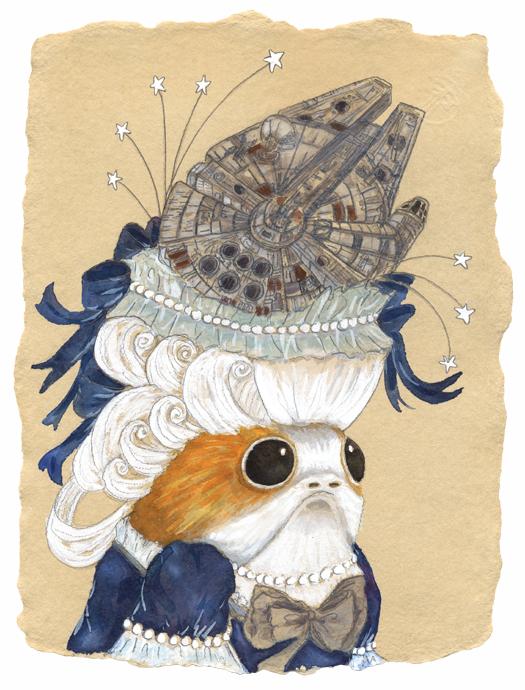 Porgie Antoinette by Elizabeth Ocean.jpg