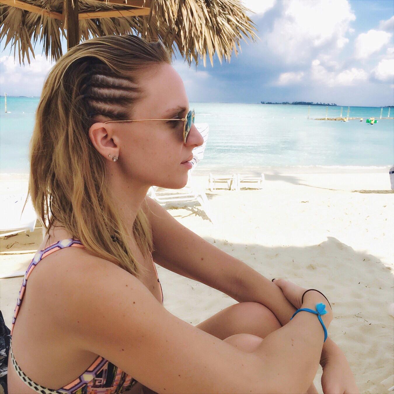 beach braids